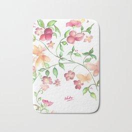 Berry Beauty Bath Mat