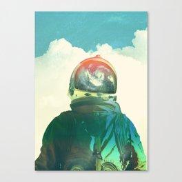 God is an Astronaut Canvas Print