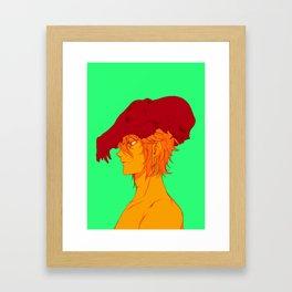I.N.S.T.I.N.C.T.S - Ethan Zhang Framed Art Print