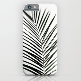 Palm Leaves 7 iPhone Case