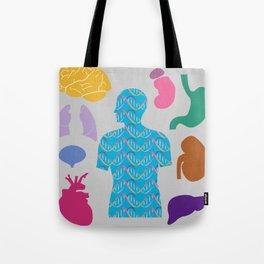 Human Body_A Tote Bag