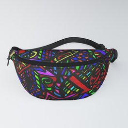 Carnival of Chaos Fanny Pack