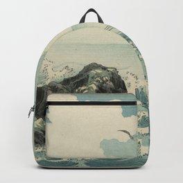 Kojima Zu - Waves Backpack
