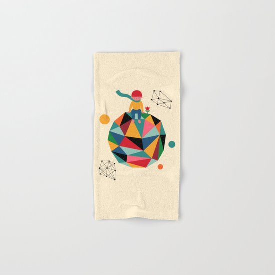 Lonely planet Hand & Bath Towel