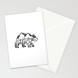 Bear Valley Stationery Cards