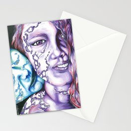 Loves Touch  Stationery Cards