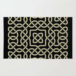 Celtic ornament Rug