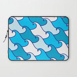 Ocean Waves Laptop Sleeve