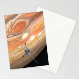 Interplanetary Pioneer Stationery Cards