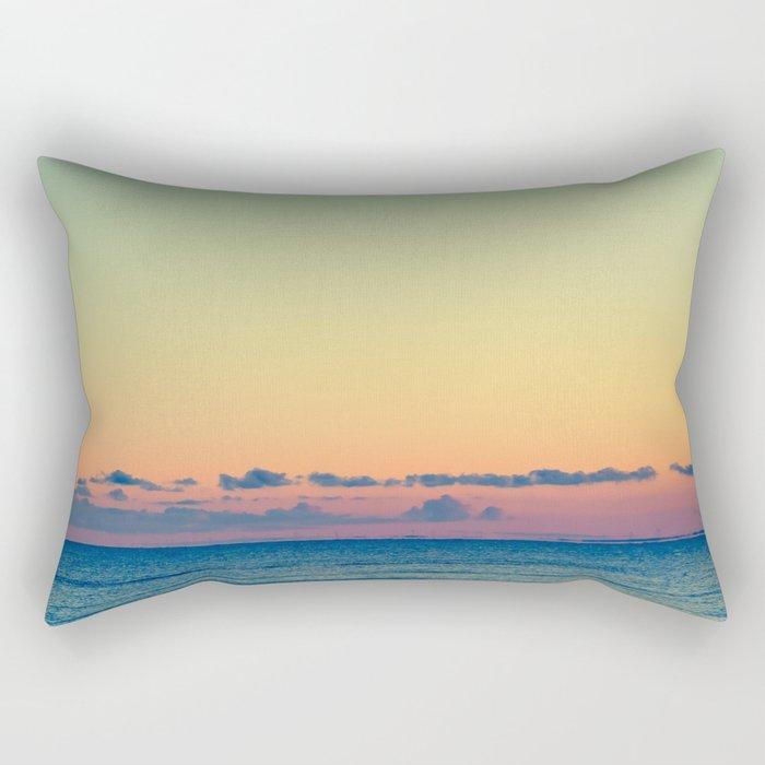 Soothe The Burn Rectangular Pillow