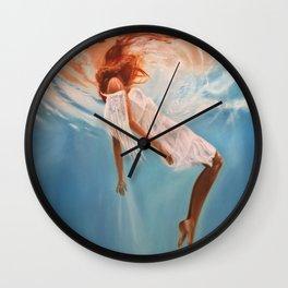 Ascend Wall Clock