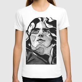 Mann Portrait  T-shirt