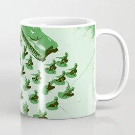 GREEN BATTALLION ON THE MARCH Coffee Mug