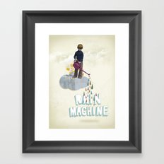 Rain Machine Framed Art Print