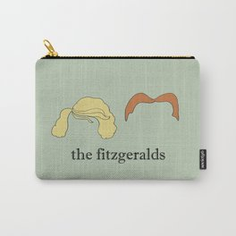 The Fitzgeralds Carry-All Pouch