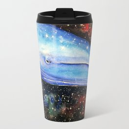 Tiny Astronaut and the Space Whale Travel Mug