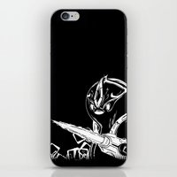 starcraft iPhone & iPod Skins featuring Penguinoid by adru