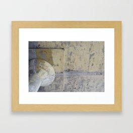 Paint the Ceiling Framed Art Print