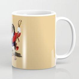 Itching to Perform (Colour) Coffee Mug