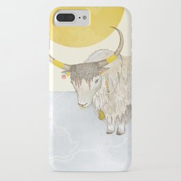 Yak iPhone Case