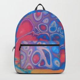 Rainbow Geode Backpack