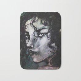 Casey (Grey Portrait) Bath Mat