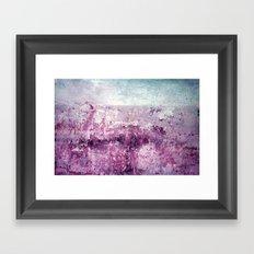 cassé Framed Art Print