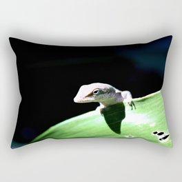 Peek-a-boo! Rectangular Pillow