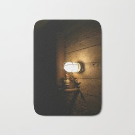 Darkness Consumes The Light Bath Mat