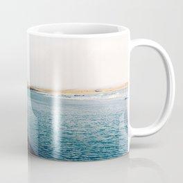 From the other side, Jökulsárlón, Iceland Art Print Coffee Mug