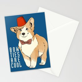 Bowties Are Cool Stationery Cards