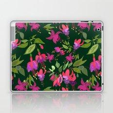 April blooms(Fuchsia)  Laptop & iPad Skin