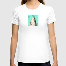 Aino in chlorophyll. 2008 T-shirt