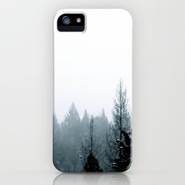 Cool Pines iPhone Case