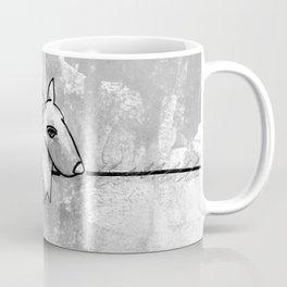 Dog No.1r by Kathy Morton Stanion Coffee Mug