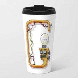 MACHINE LETTERS - G Travel Mug