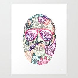 Rozay Art Print