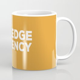 Knowledge Is Currency Coffee Mug