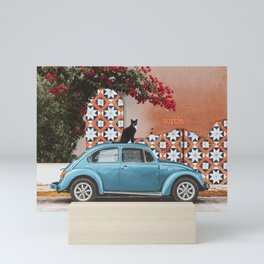 This must be the way out. Mini Art Print