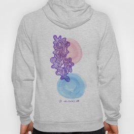 19 // Abstract 9 March 2017  | Abstract Shapes Art Colour Hoody