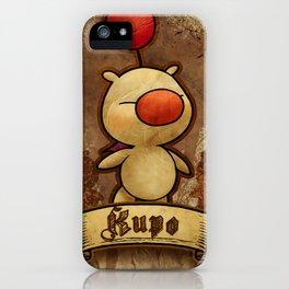 Kupo - Moogle iPhone Case