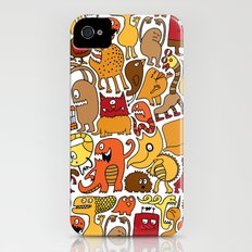 Creatures! iPhone (4, 4s) Slim Case