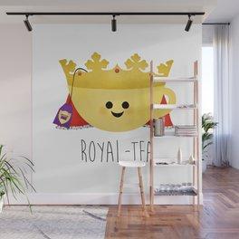 Royal-tea Wall Mural
