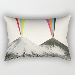 Volcanos Rectangular Pillow