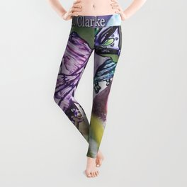 Birds In Armor 2 Leggings