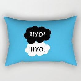 Iiyo  Rectangular Pillow