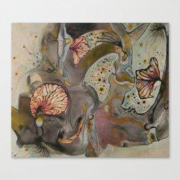 Oceana No 1 Canvas Print