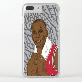 Air Jordan Clear iPhone Case