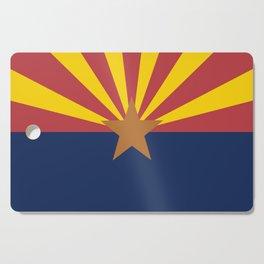 Flag of Arizona Cutting Board
