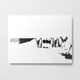 Memoryscapes Metal Print